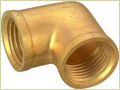 Brass Elbow