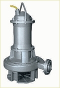 Heavy Duty Sewage & Effluent Submersible Pump