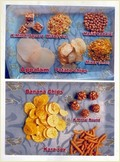 Banana Chips & Indian Snacks