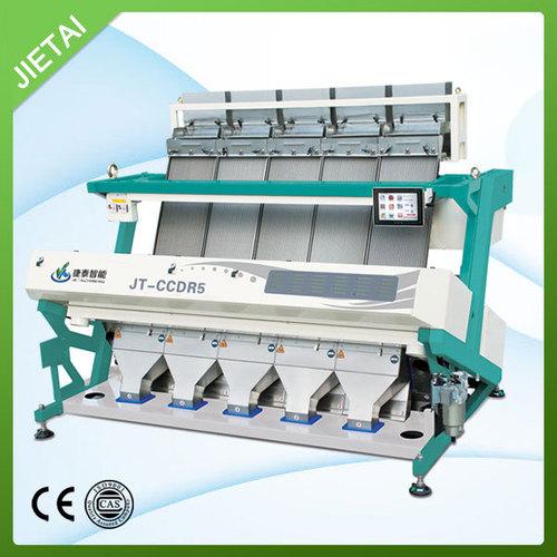 Low Power Consumption Ccd Color Sorting Machine