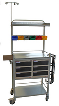 Traumacare Crash Cart