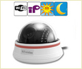 Wireless Surveillance IR IP Video Camera