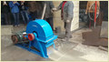 Automatic Wood Chipping Machine