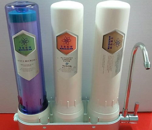 Hydrogen Ions Water Purifier 3 Stage