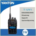 Yanton T-Uv1 VHF UHF Dual Band Walkies Talkie
