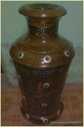 Wooden Handicrafts Vases