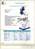 M1tr Milling Machine ( Taiwan Make)