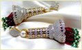 Designer Tassel Earrings