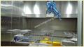 Robot Srpay UV Coating Line For Reflectors