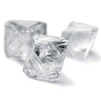 Diamonds-Polished