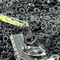 Waste Tyre Recycling Plant