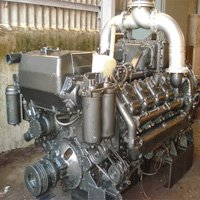 Used Engines & Spares