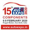 Auto Expo 2018-Components