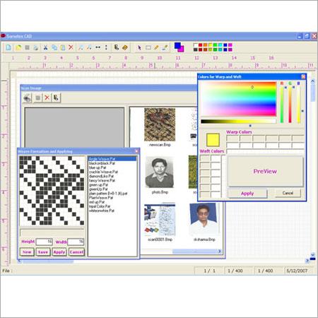 Textile Designing Software in Pur Road, Bhilwara | SUMATEX LIMITED