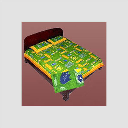 Hand Crafted Bed Sheets And Pillow Covers