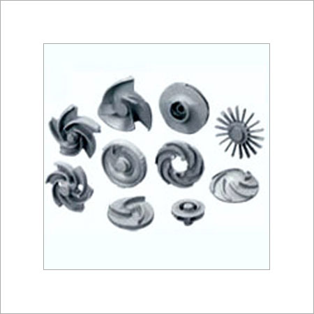 Chemical Valve Parts Castings