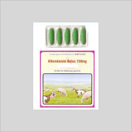 Anthelmintic For Cattles