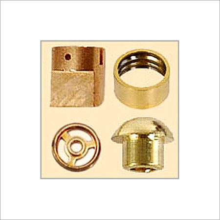 Brass Turned Parts in   Dared