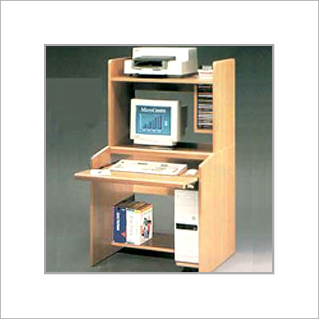 Computer tables in new area faridabad tele wood for Table tele