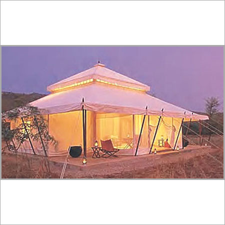 Mugal Cotton Tents & Mugal Cotton Tents in Jodhpur Rajasthan - JAIN TRADERS