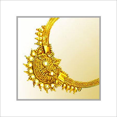 Kundan Necklace Set in  Basheerbagh