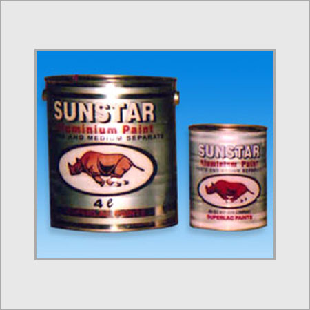 Sunstar Aluminium Paint
