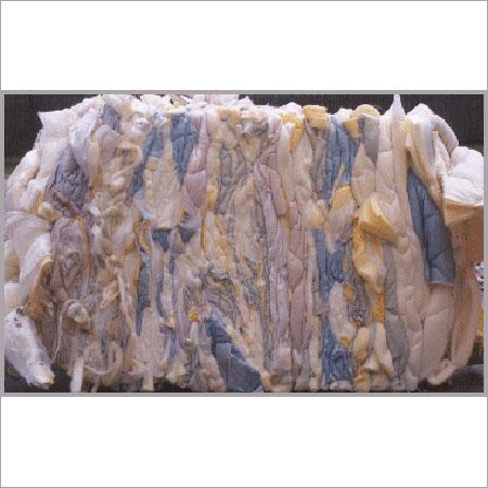 Pu Foam Scrap By Bales
