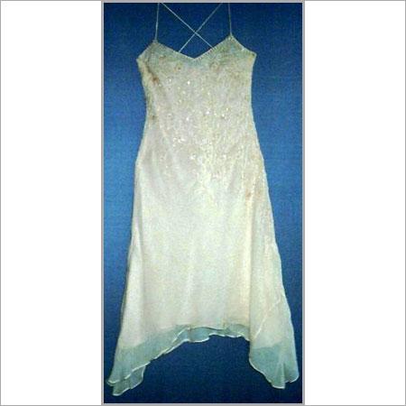 Ladies Silk Garment