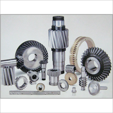 PRECISION MECHANICAL GEARS