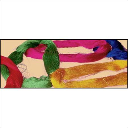 Viscose Rayon Dyed Hank Yarn