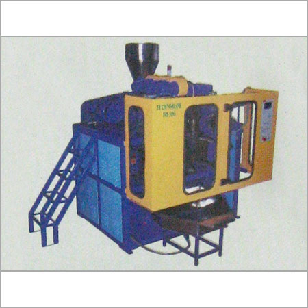 Blow Moulding Machine In Vasai Maharashtra Techno Industrries