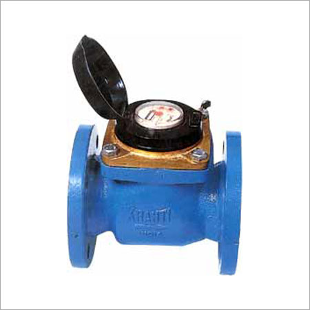 Woltman Type (Removable Mechanism) Water Meter