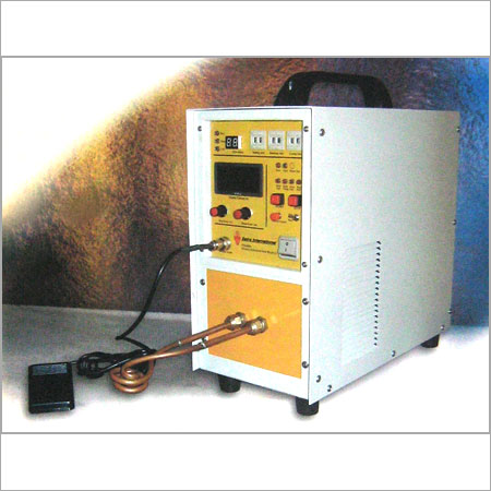 Portable Transistor Induction Heating Machine