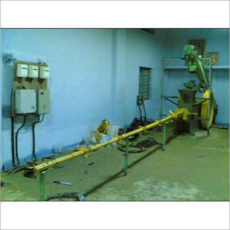 Bio-Mass Briquetting Machine