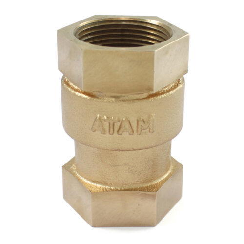 Bronze Vertical Check Valve