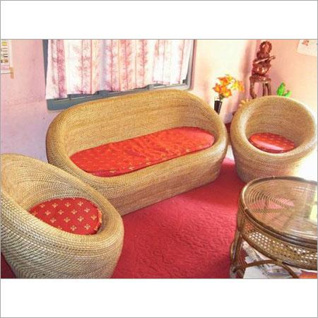 Cane Sofa Set In Uppal Hyderabad Telangana India