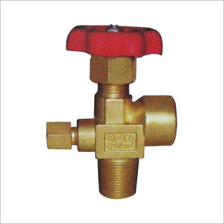 High Pressure Gas Cylinder Valve