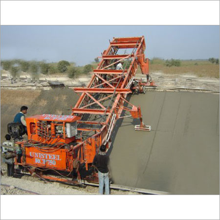 concrete pavers machine