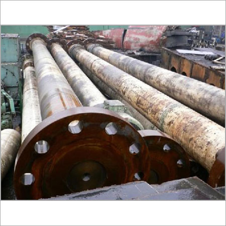 Ship's Propeller Shafts Scrap