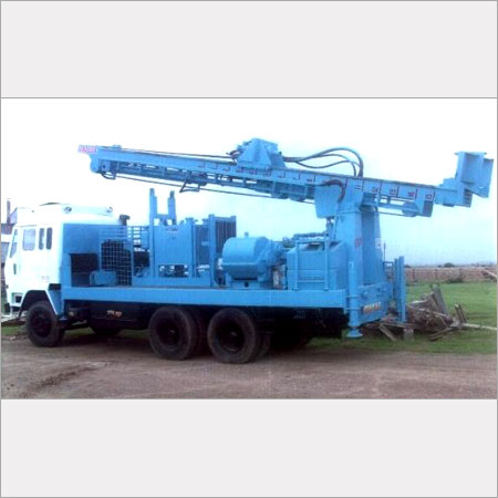 Water Drilling Rig