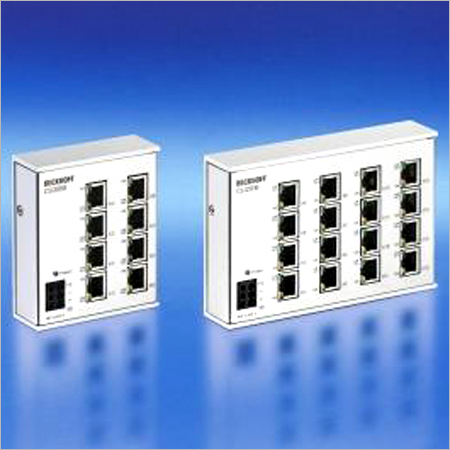 8-Port Ethernet Switch
