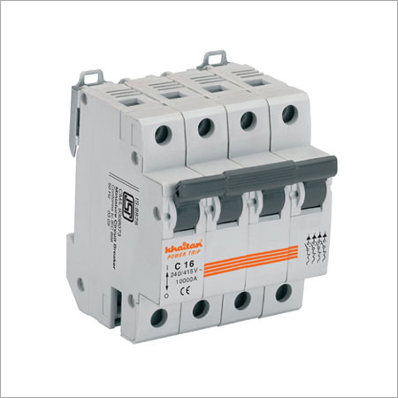 miniature circuit breaker in balanagar hyderabad khaitan electricals limited