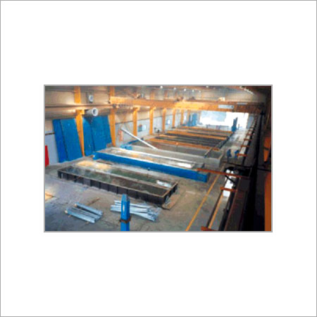 Galvanizing Plant On Turnkey Basis in  Jadav Pur