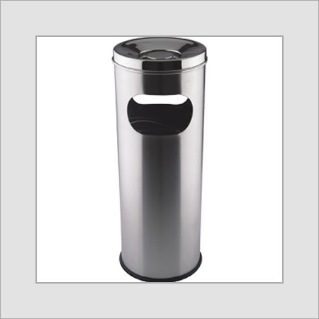 Stainless steel dustbin singapore