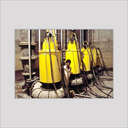Heavy Duty Non Clog Sewage Submersible Pumps
