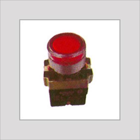 Luminous Actuator With Polycarbonate Lense