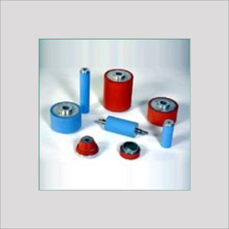 Silicon Rubber Rollers
