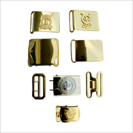 Golden Plated Buckles