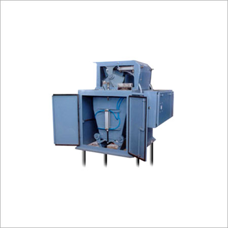 AUTOMATIC WEIGHING AND BAGGING MACHINE