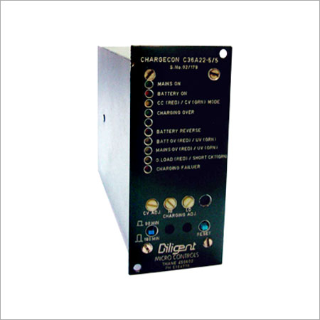 Chargecon Controller for Industrial Automatic Battery Chargers